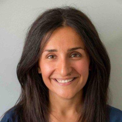 Tandläkare Rosa Ansari